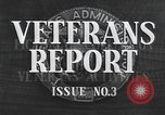 Image of World War II veterans Washington DC USA, 1947, second 11 stock footage video 65675059199