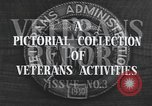 Image of World War II veterans Washington DC USA, 1947, second 12 stock footage video 65675059199
