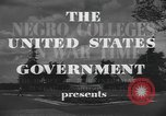 Image of Tuskegee Institute Tuskegee Alabama USA, 1943, second 6 stock footage video 65675059203