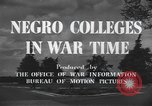 Image of Tuskegee Institute Tuskegee Alabama USA, 1943, second 8 stock footage video 65675059203