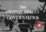 Image of war industry in World War 2 Mobile Alabama USA, 1943, second 4 stock footage video 65675059206