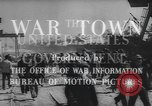 Image of war industry in World War 2 Mobile Alabama USA, 1943, second 8 stock footage video 65675059206