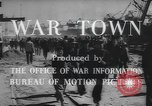 Image of war industry in World War 2 Mobile Alabama USA, 1943, second 11 stock footage video 65675059206