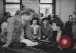 Image of housing and overcrowding of war production workers World War 2 Mobile Alabama USA, 1943, second 5 stock footage video 65675059208