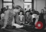 Image of housing and overcrowding of war production workers World War 2 Mobile Alabama USA, 1943, second 8 stock footage video 65675059208