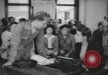 Image of housing and overcrowding of war production workers World War 2 Mobile Alabama USA, 1943, second 10 stock footage video 65675059208