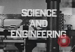 Image of Antioch College students United States USA, 1942, second 2 stock footage video 65675059212