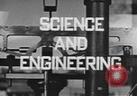 Image of Antioch College students United States USA, 1942, second 4 stock footage video 65675059212