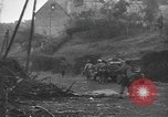 Image of American soldiers Saint Lo France, 1944, second 8 stock footage video 65675059236