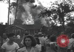 Image of Two P-51 fighter planes crash into homes in Jacksonville, Florida Jacksonville Florida USA, 1944, second 9 stock footage video 65675059237