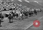 Image of rodeo with Gloria Jean Los Angeles California USA, 1944, second 5 stock footage video 65675059242