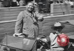 Image of rodeo with Gloria Jean Los Angeles California USA, 1944, second 12 stock footage video 65675059242