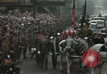 Image of Funeral of President Franklin Delano Roosevelt Washington DC USA, 1945, second 11 stock footage video 65675059246