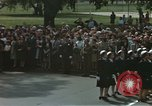Image of President Franklin D. Roosevelt's funeral Washington DC USA, 1945, second 4 stock footage video 65675059248