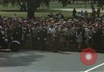 Image of President Franklin D. Roosevelt's funeral Washington DC USA, 1945, second 7 stock footage video 65675059248