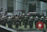Image of President Franklin D. Roosevelt's funeral Washington DC USA, 1945, second 1 stock footage video 65675059249