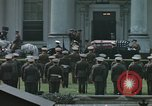 Image of President Franklin D. Roosevelt's funeral Washington DC USA, 1945, second 2 stock footage video 65675059249