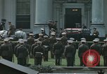 Image of President Franklin D. Roosevelt's funeral Washington DC USA, 1945, second 4 stock footage video 65675059249