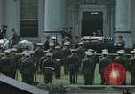 Image of President Franklin D. Roosevelt's funeral Washington DC USA, 1945, second 5 stock footage video 65675059249