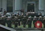 Image of President Franklin D. Roosevelt's funeral Washington DC USA, 1945, second 6 stock footage video 65675059249