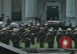 Image of President Franklin D. Roosevelt's funeral Washington DC USA, 1945, second 7 stock footage video 65675059249