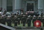 Image of President Franklin D. Roosevelt's funeral Washington DC USA, 1945, second 8 stock footage video 65675059249