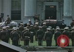 Image of President Franklin D. Roosevelt's funeral Washington DC USA, 1945, second 9 stock footage video 65675059249