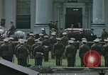 Image of President Franklin D. Roosevelt's funeral Washington DC USA, 1945, second 10 stock footage video 65675059249