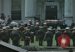 Image of President Franklin D. Roosevelt's funeral Washington DC USA, 1945, second 12 stock footage video 65675059249