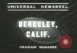 Image of California Golden Bears Berkeley California USA, 1936, second 2 stock footage video 65675059254