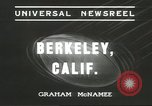 Image of California Golden Bears Berkeley California USA, 1936, second 3 stock footage video 65675059254
