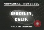 Image of California Golden Bears Berkeley California USA, 1936, second 4 stock footage video 65675059254