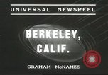 Image of California Golden Bears Berkeley California USA, 1936, second 5 stock footage video 65675059254