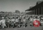Image of Pendleton Round Up rodeo Pendleton Oregon USA, 1936, second 11 stock footage video 65675059256