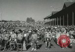 Image of Pendleton Round Up rodeo Pendleton Oregon USA, 1936, second 12 stock footage video 65675059256