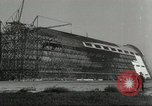 Image of hangar Sunnyvale California, 1932, second 18 stock footage video 65675059263