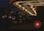 Image of Las Vegas 1950s casinos and gambling houses Las Vegas Nevada USA, 1952, second 3 stock footage video 65675059273