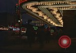 Image of Las Vegas 1950s casinos and gambling houses Las Vegas Nevada USA, 1952, second 5 stock footage video 65675059273