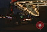 Image of Las Vegas 1950s casinos and gambling houses Las Vegas Nevada USA, 1952, second 6 stock footage video 65675059273