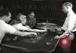 Image of roulette Las Vegas Nevada USA, 1952, second 3 stock footage video 65675059274