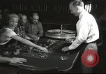 Image of roulette Las Vegas Nevada USA, 1952, second 7 stock footage video 65675059274