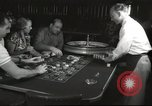 Image of roulette Las Vegas Nevada USA, 1952, second 9 stock footage video 65675059274