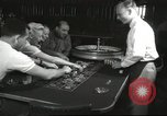 Image of roulette Las Vegas Nevada USA, 1952, second 10 stock footage video 65675059274