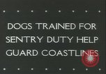 Image of coast guards United States USA, 1943, second 4 stock footage video 65675059286