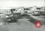 Image of jeep Pacific Theater, 1943, second 9 stock footage video 65675059288