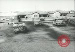 Image of jeep Pacific Theater, 1943, second 10 stock footage video 65675059288