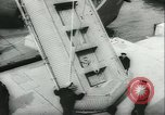 Image of life raft United States USA, 1943, second 11 stock footage video 65675059293