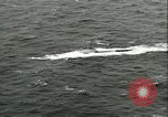 Image of German submarine Atlantic Ocean, 1947, second 4 stock footage video 65675059306