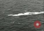 Image of German submarine Atlantic Ocean, 1947, second 5 stock footage video 65675059306