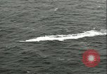 Image of German submarine Atlantic Ocean, 1947, second 8 stock footage video 65675059306